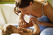 массаж детей